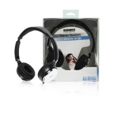 Opvouwbare stereo headset Audio