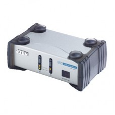 Video switch DVI-I, 2-port Kabels & Connectoren