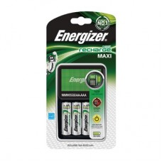 Maxi charger + 4 AA 2000 Energie