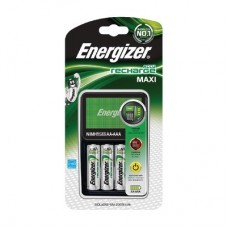 Maxi charger + 4 AA 2300 mAh Energie