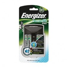 Pro charger + 4 AA 2000 mAh Energie