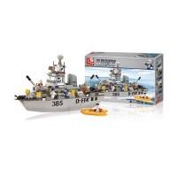 Building Blocks Army Series Destroyer Gadgets & Gifts
