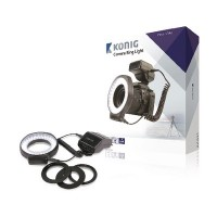 Ringlamp voor camera 60 LED Foto & Video