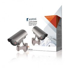 Dummy-buitencamera IR LED Security & Safety